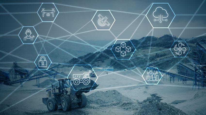 بررسی وضعیت استفاده از تکنولوژی در بخش های معدنی بر اساس علم داده