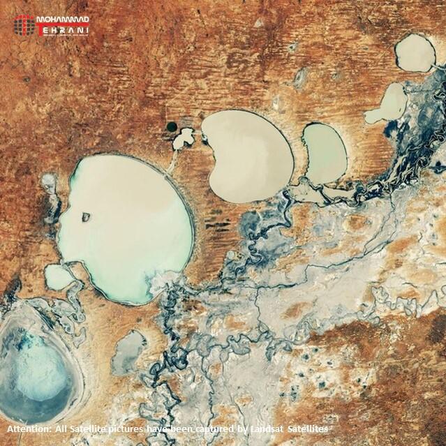دریاچههای منیندی(Menindee)