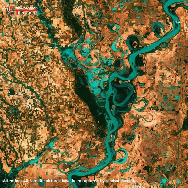 رودخانه میسیسیپی